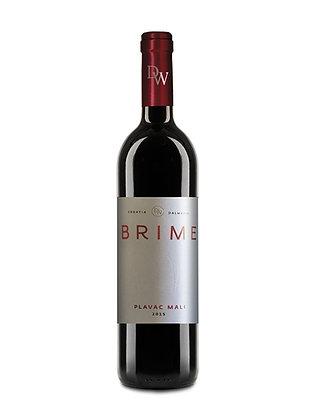 Rizman Brime Plavac Mali wine