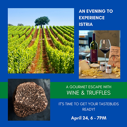 Wine and Truffle Event