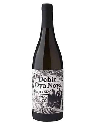 Ante Sladić Debit Oya Noya wine