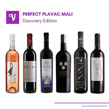 Mixed case of Plavac Mali wines