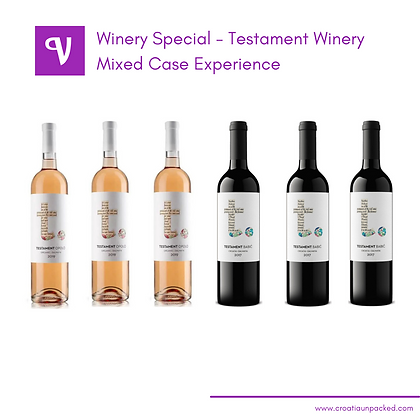 Winery Special - Testament