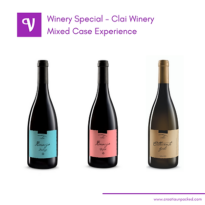 Winery Special - Clai Winery