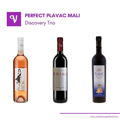 Plavac Mali Mixed Case of 3 wines