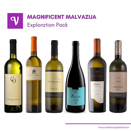 Magnificent Malvazija Exploration Pack