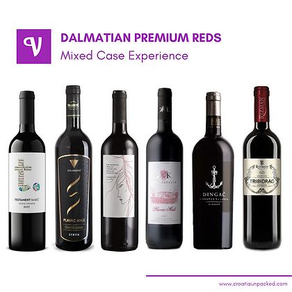 Dalmatian Premium Red Wine Mixed Case