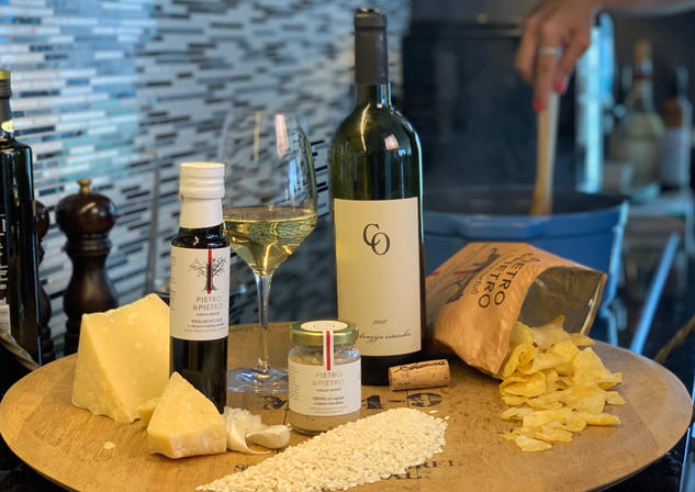 Croatian wine - Wine gifts - Wine and truffle gift sets
