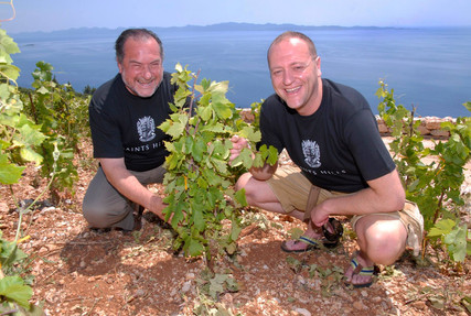 Ernest Tolj & Michel Rolland