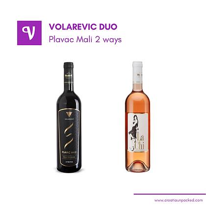 Volarevic Wine Duo - Plavac Mali 2 Ways