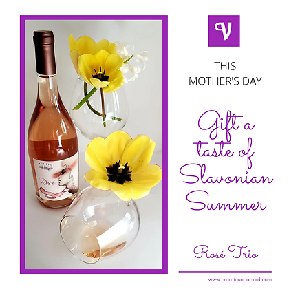 Mother's Day - Rosé Trio