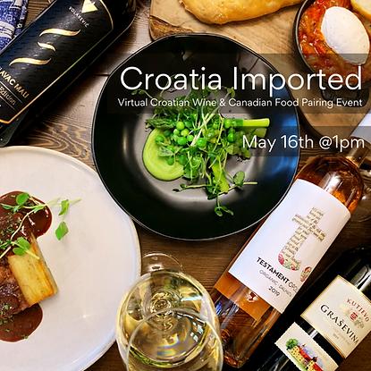 Croatian Wine Event