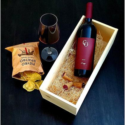 Croatian Wine & Truffle Gift set