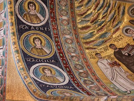 Mosaics to rival Ravenna?