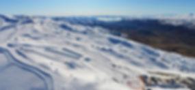 Cardrona Alpine Resort Copyright Aerial