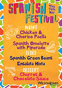 009 May 19 - Secondary - Spanish Festiva