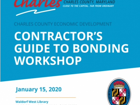 DEMYSTIFYING SURETY BONDING by Economic Development Team, Charles County, Maryland
