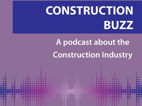 ConstructionBUZZ Podcast features Our Founder