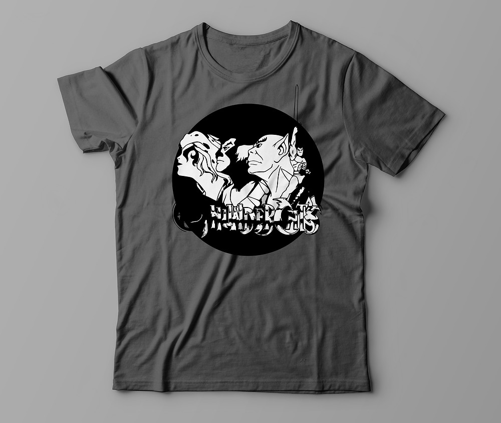 Thunder Cats T-Shirt with Free Shipping
