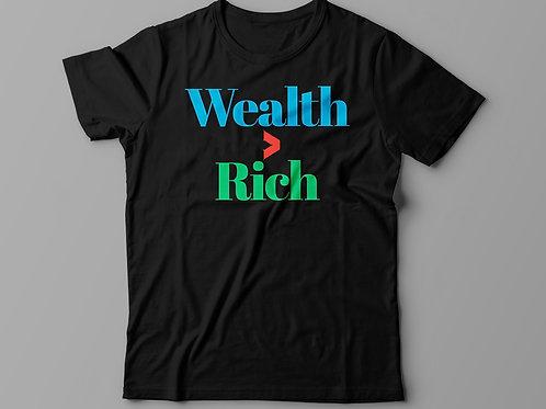 Wealth > Rich