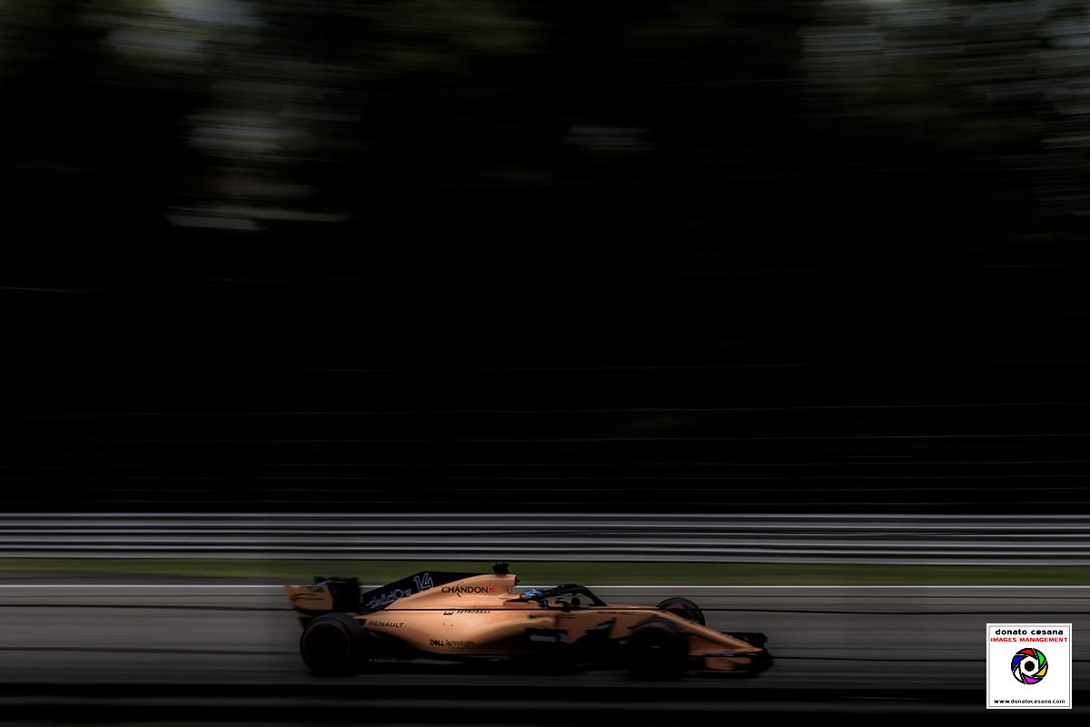 Mclaren Renault F1
