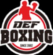 DEF Boxing logo.png