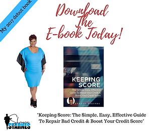 Credit Repair Ebook for Payhip Graphic (