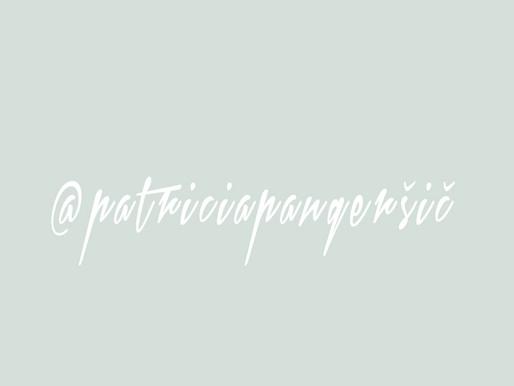 InstaCoach intervju: PATRICIA PANGERŠIČ