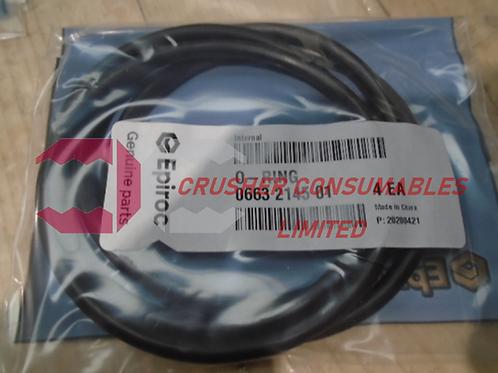 0663214501 O-ring | Epiroc / Atlas Copco