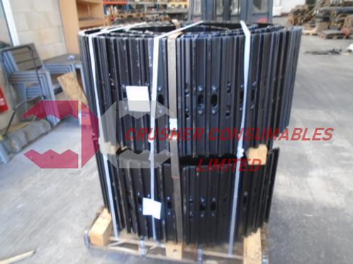 TG-0629-FL6-48L-500 (TG-DKS-48-K500T-SS) Strickland track gorup - DK, 48 link