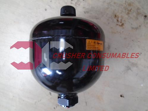 HP5001  ACCUMULATOR   C10 / C12 / QJ240 / QJ340   SANDVIK / EXTEC