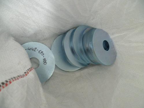 89-442-690-000 Steel washer ZP
