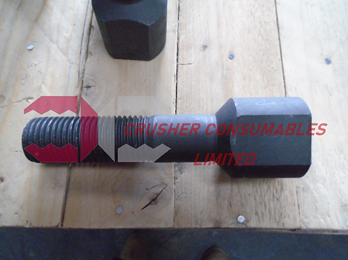 230985 Round head bolt for front bolted impact plates | Rubblemaster RM70/RM70GO