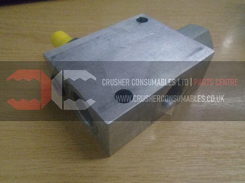 10-16-0150 Flow control valve | SANDVIK / EXTEC / FINTEC