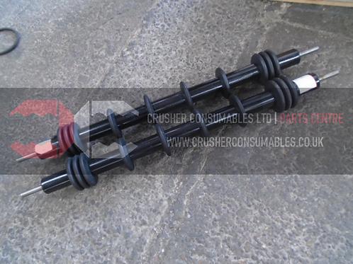19-05-1100 Main conveyor return roller   SANDVIK / FINTEC