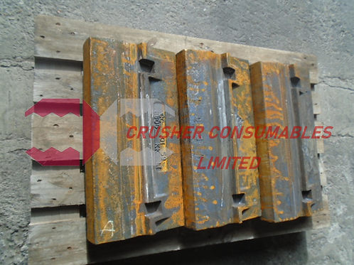 BLOW BAR / HAMMER (600MM) - MARTENSITIC WITH CERAMIC | LIEDLBAUER CRUSHER