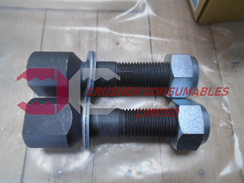 2300985 IMPACT BOLT C/W 230062 WASHER & 230583 NUT | RM90GO | RUBBLEMASTER