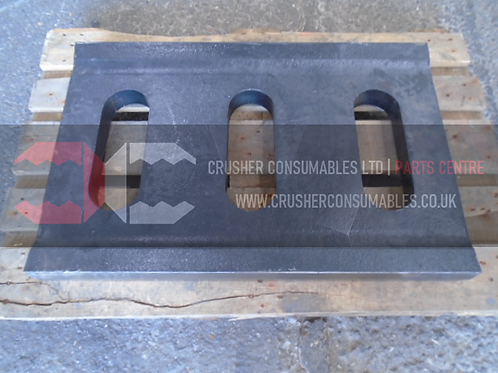 31.10.0416 TOGGLE PLATE - 590MM    TEREX FINLAY J-1175
