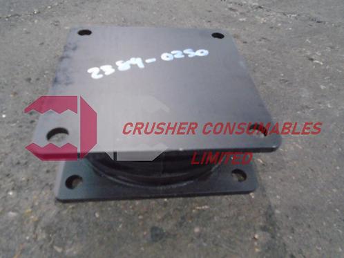 2389-0250 Anit-vibration mount | TEREX PEGSON 1000 MXT / MAXTRAK