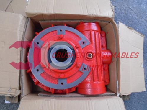 BT6550 WORM DRIVE GEARBOX | SANDVIK / EXTEC