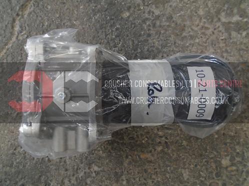 10-21-0009 Return filter (Hydraulic tank)   SANDVIK / FINTEC