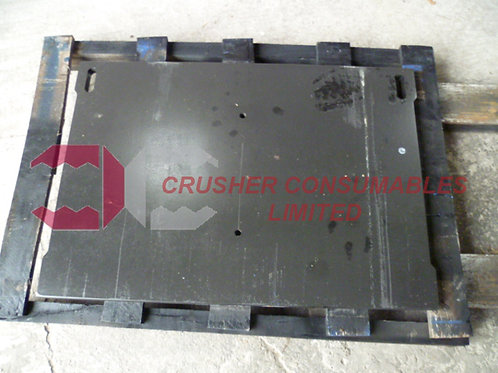 J5280000 TOGGLE PLATE 25MM HARDOX | EXTEC / SANDVIK / FINTEC C12/QJ340