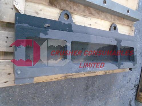 25-11-0054 SWING JAW DEFLECTOR PLATE  | SANDVIK CJ211 / QJ330 &amp