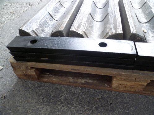 90-01-0070 Rotor protection plate | Tesab RK623