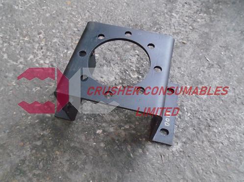 D0180000 MOTOR MOUNTING BRACKET   QJ240 / C10   SANDVIK / EXTEC