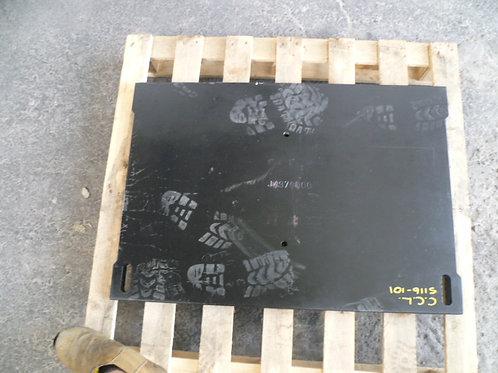 J4970000 TOGGLE PLATE 30MM HARDOX   EXTEC / SANDVIK / FINTEC C12/QJ340