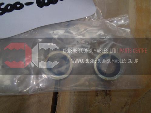 2500-1008 Bonded seal | TEREX PEGSON / POWERSCREEN 1300 MAXTRAK