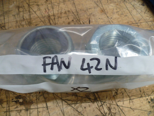 FAN42N Nyloc nut