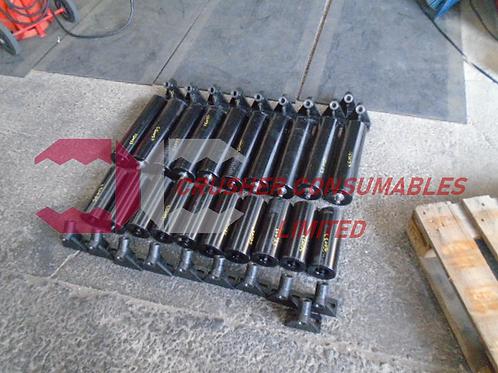 SE0031 ROLLER SET | SANDVIK / EXTEC