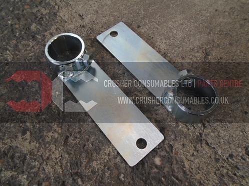 12.62.0012 SCRAPER MOUNTING BRACKET | TEREX FINLAY J-1160