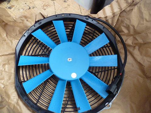2592-9006 Fan and motor