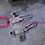 Thumbnail: 12.62.0005 6 Blade tear-drop scraper | TEREX FINLAY J-1175